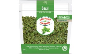 Gourmet Garden Lightly Dried Basil 10g each